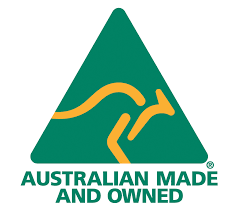 Australian Made and Owned Seal