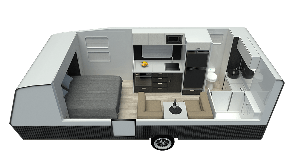 17F6FT Vortex Black Edition Floor Plan