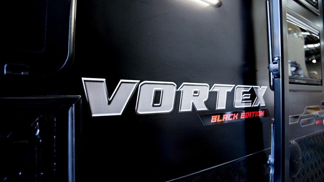 Vortex Black Edition 17F6 Single Axel Internal Photo 17